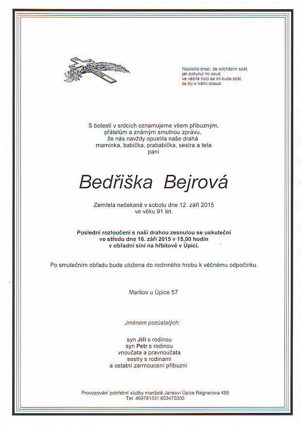 bejrova