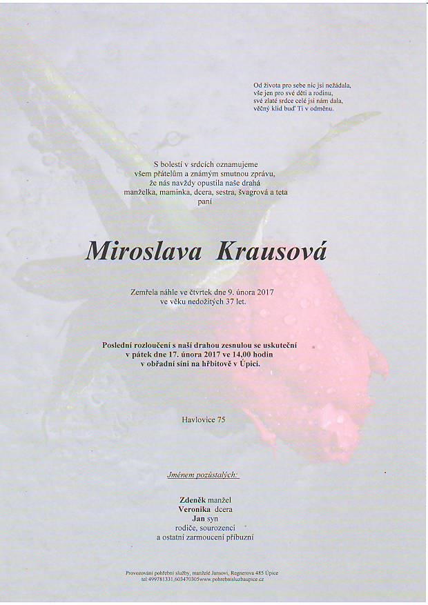 Krausová